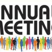 Annual Meeting September 18th